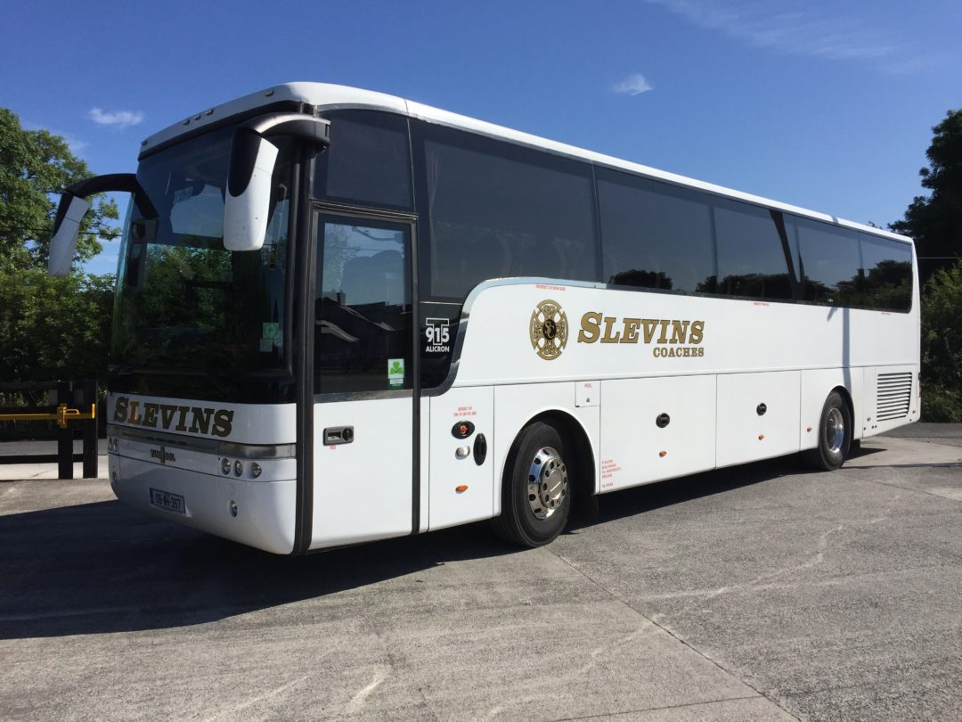 DAF Vanhool 53 Seater