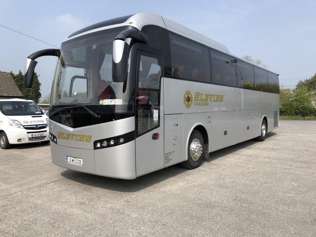 Volvo Jonckheere 55 Seater