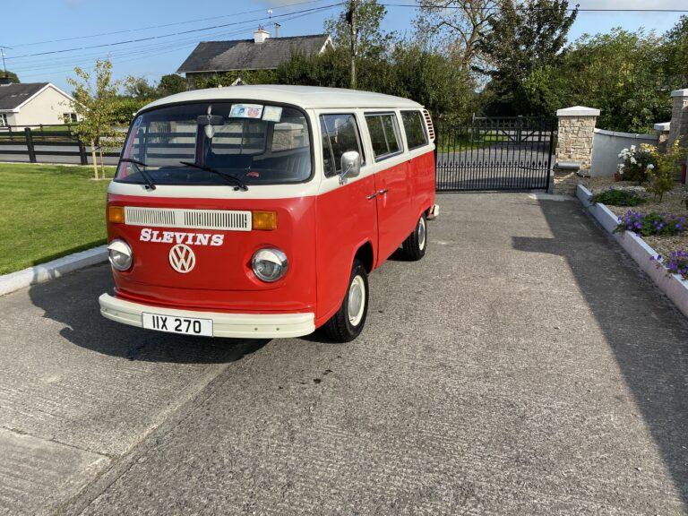 Volkswagen Bus & Volkswagen Beetle